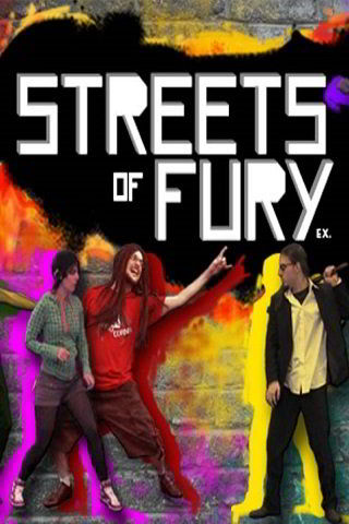 Streets of Fury EX